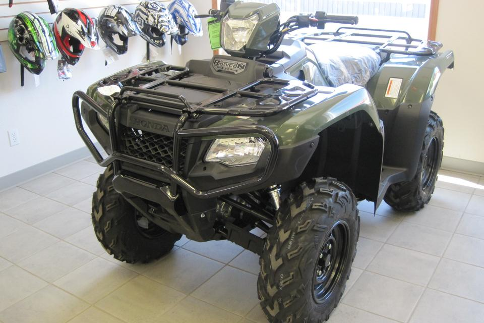 2019 Honda Foreman 500 4x4 Manual Shift Trx500fm1 New Item